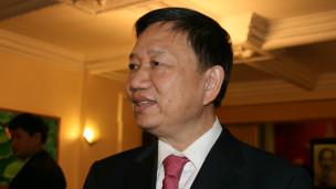 Tướng Tô Lâm trong chuyến thăm Anh