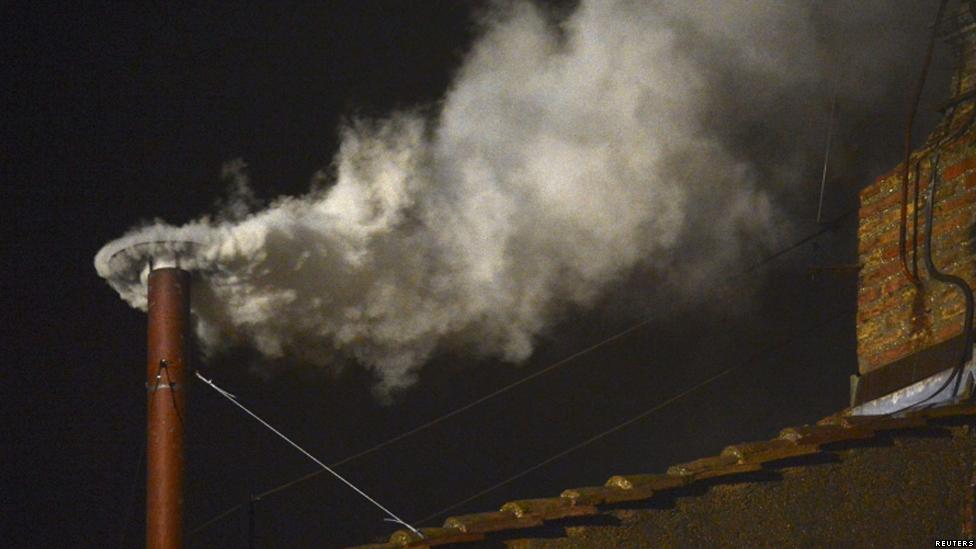 humo blanco