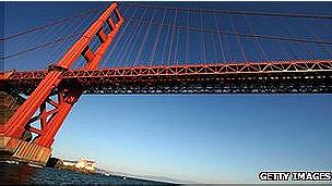 Puente de Golden Gate en San Francisco