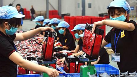 Một doanh nghiệp Việt Nam