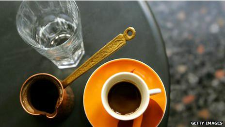 café grego. (foto: Getty)
