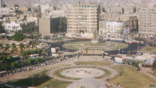 Centro do Cairo, Egito | Foto: BBC
