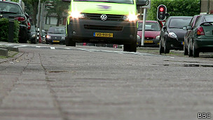 Pavimento absorve gases poluentes - Foto: BBC