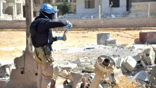 130829063620 syria chemical 1 304x171 ap کامرون: نمیخواهیم وارد جنگ دیگری در خاورمیانه شویم