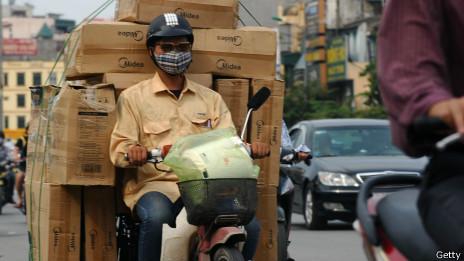 Người dân ở Hà Nội