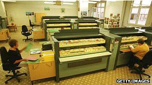 oficinas de la Stasi