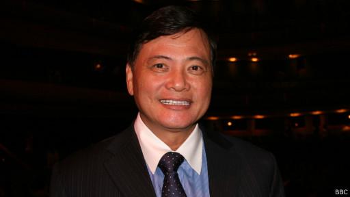 Nguyễn Công Khế, cựu Tổng biên tập báo Thanh Niên