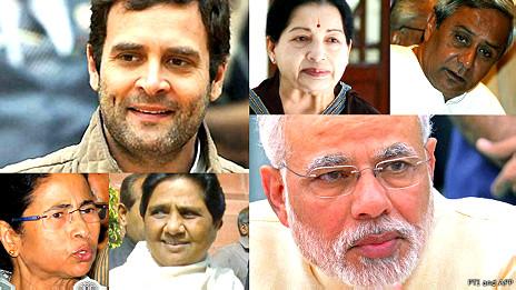 Bầu cử nghị viện ở Ấn Độ 2014