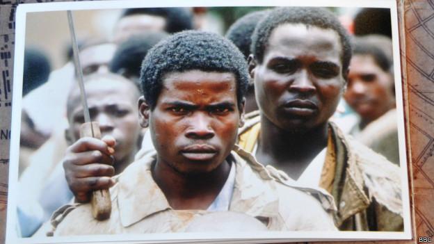 Milicianos de Interahamwe