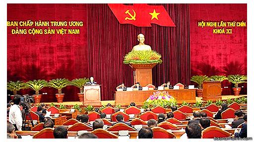 Hội nghị Trung ương 9