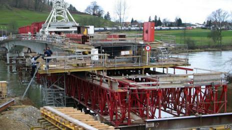 Puente de Laufeburg