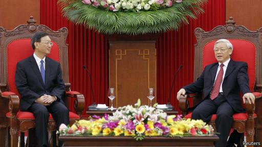 Quan hệ Việt Nam - Trung Quốc