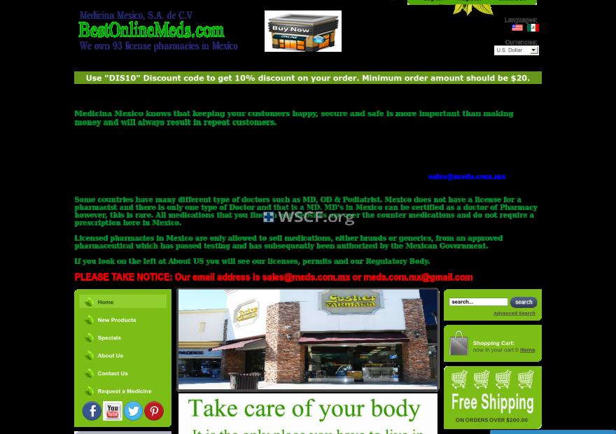 Bestonlinemeds.com Drugs Online