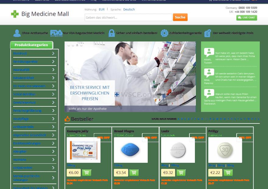 Bigmedsmall.net Pills Store