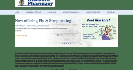 Blountdiscountpharmacy.com Big Choice Generic Drugs