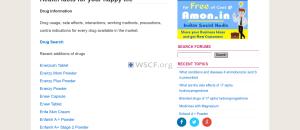 Healthfact.in Overseas On-Line Pharmacy