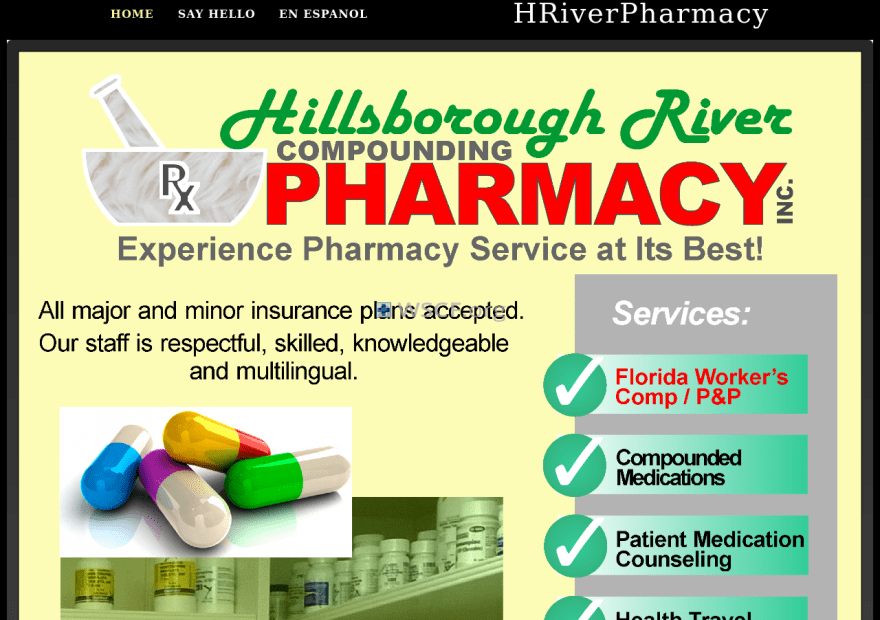 Hriverpharmacy.com The Internet Canadian Drugstore