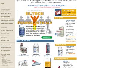 Intelamart.com Pharmaceutical Shop
