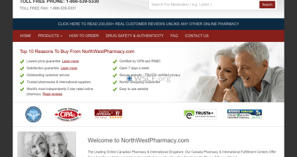 Northwestpharmac.com Mail-Order Pharmacy