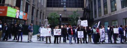 NARA 2011 Occupy Chicago