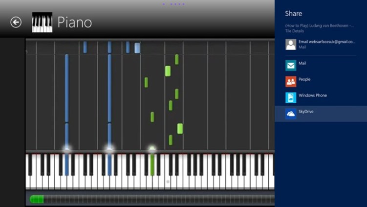How to write a song step by step online, learn piano app ...