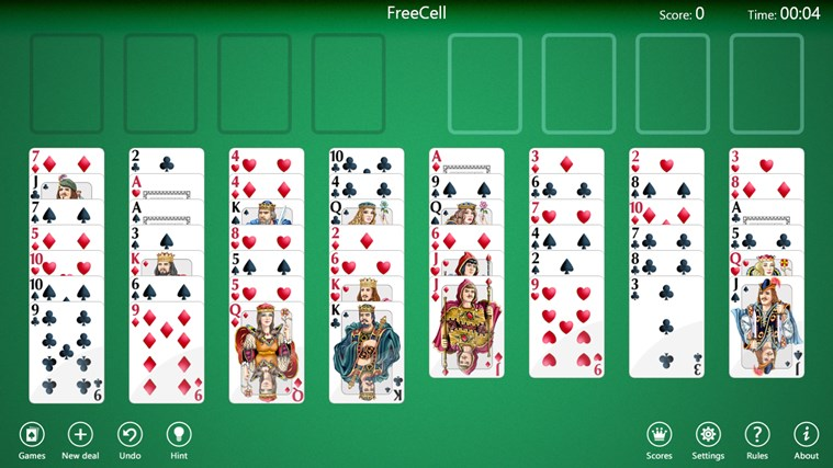 FreeCell Collection Free App For Windows In The Windows Store