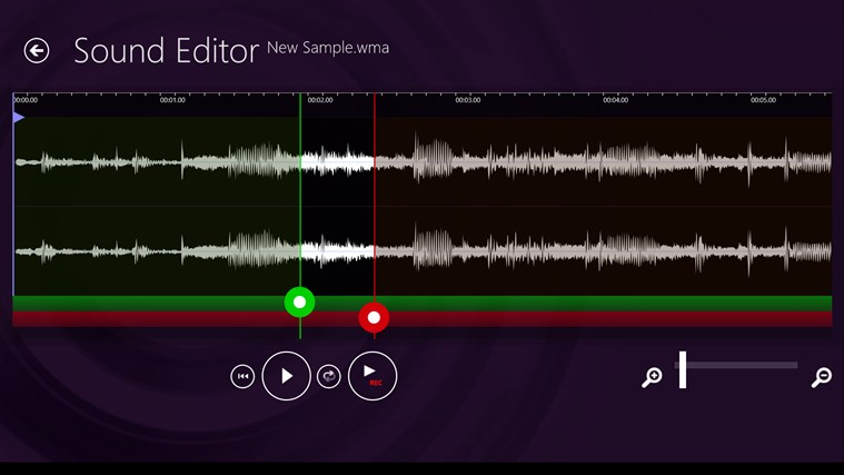 Sound Editor on the Surface RT [Day 77]