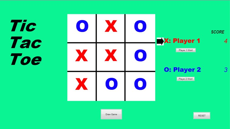 Tic Tac Toe for Two