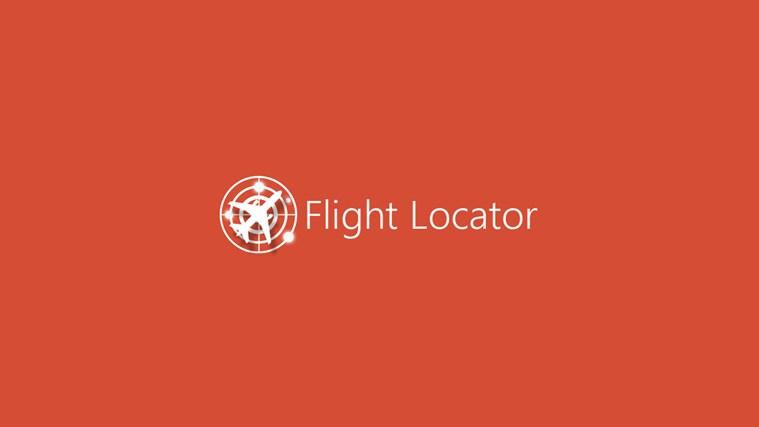 http://apps.microsoft.com/windows/en-gb/app/flight-locator/cf53dba1-68f6-470f-9ef7-6b73f6a4eff7