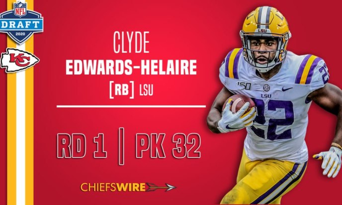 Clyde Edwards Helaire