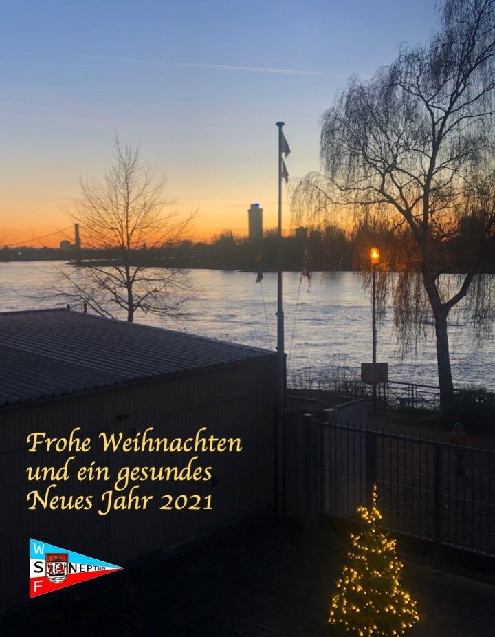 Frohe Weihnachten und Highlights 2020