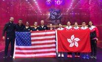 USA v Hong Kong