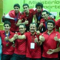 2010 Teams : Egypt take the team in Ecuador