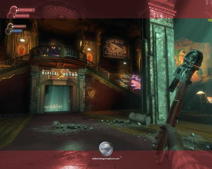 Gamers Claim BioShock Has a Field of View Bug 2