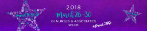 GI Nurses Day Logo