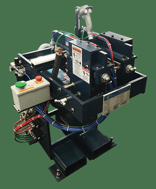 WSI Door and Frame Welder | Weld Systems Integrators