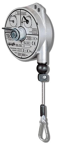 WSI - TECNA INOX Rope Balancer | Weld Systems Integrators (WSI)