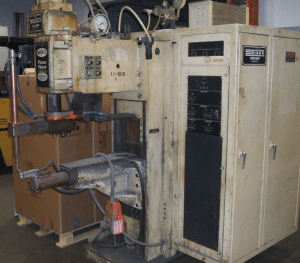 Used Sciaky Welder | Weld Systems Integrators