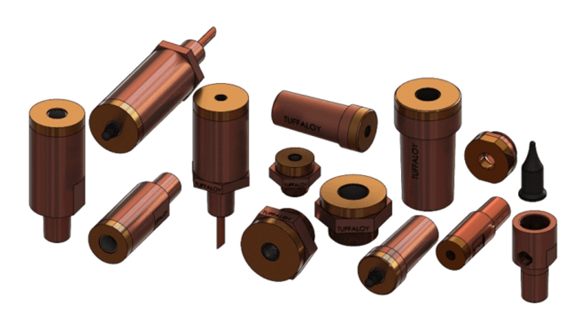 Tuffaloy Nut and Stud Welding | Weld Systems Integrators