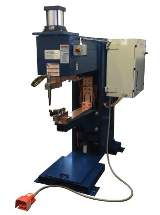 Press Type Welder | Weld Systems Integrators