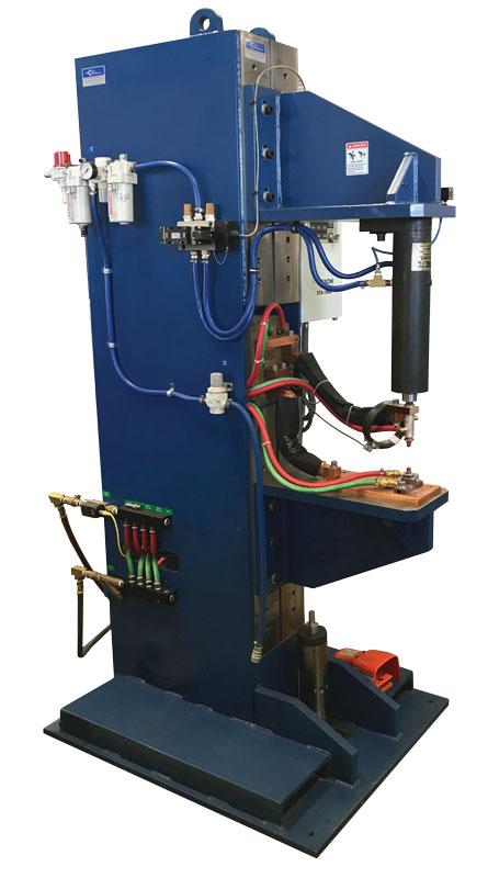 EconoPress Press-Type Welder | Weld Systems Integrators