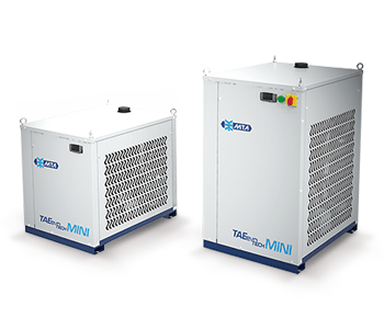 MTA Air-Cooled Industrial Water Chillers | Weld Systems Integrators