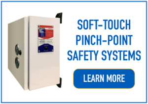 Soft-Touch Pinch-Point Safety Systems | Weld Systems Integrators