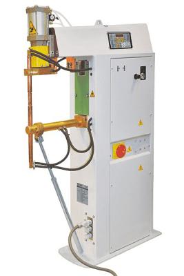 TECNA Press Type Welder | Weld Systems Integrators