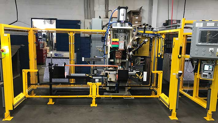 Single Head CD Welder | Weld Systems Integrators