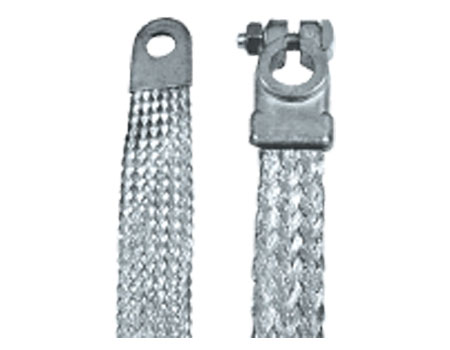 QuickCable Braided Ground Strap | Weld Systems Integrators