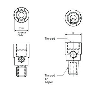 Tipaloy TCL Heads and Components | Weld Systems Integrators