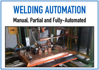 Resistance Welding Automation - Learn More | Weld Systems Integrators
