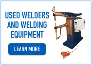 Used Welders and Welding Equipment | Weld Systems Integrators