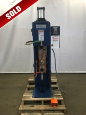 SOLD - Used McCreery Spot Welder - Serial #20604 | Image 02 | Weld Systems Integrators